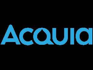 Logo des Unternehmens Acquia
