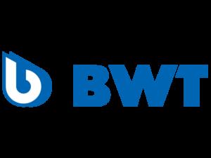 Logo des Unternehmens BWT