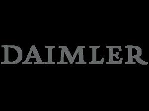 Logo des Unternehmens Daimler