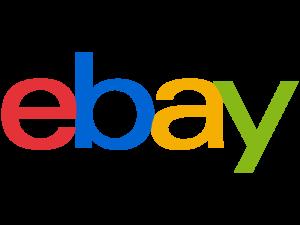 Logo des Unternehmens Ebay
