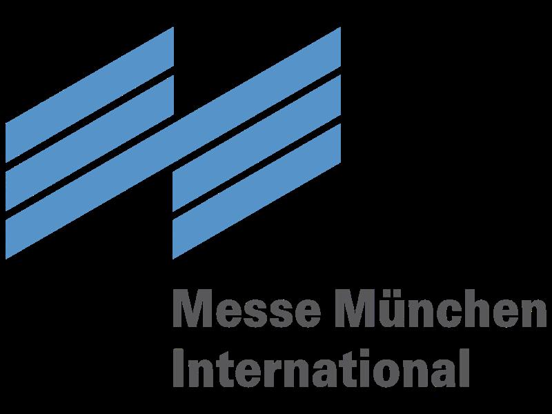 Logo des Unternehmens Messe München