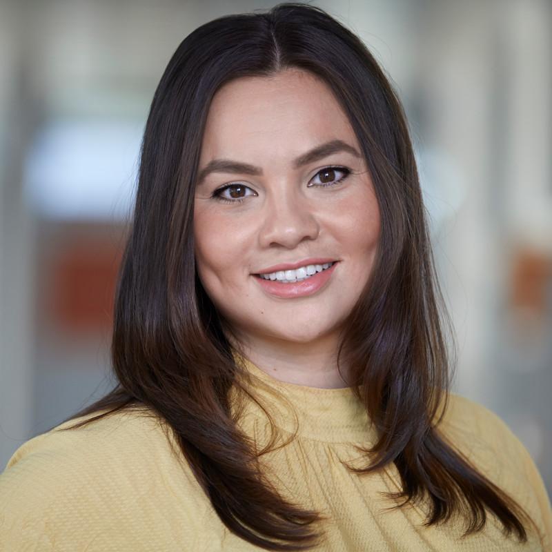 Portrait von The Digitale GmbH Senior Content Managerin Valeska Fuhlenbrok