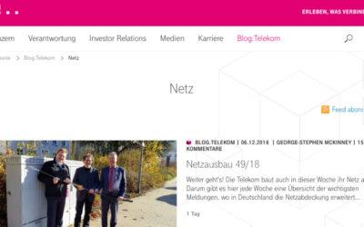 Telekom Netzblog