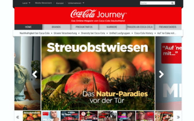 Coca-Cola: From advertising giant to content producer