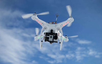Drone recordings – with these tips your project will take off