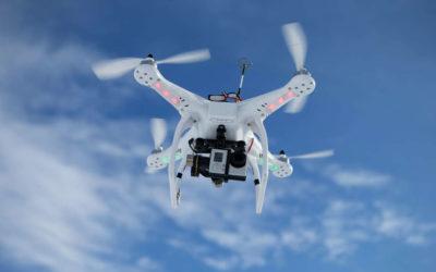 Drohnenaufnahmen – mit diesen Tipps hebt Dein Projekt sicher ab